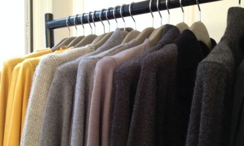 How to wash a cashmere sweater?
