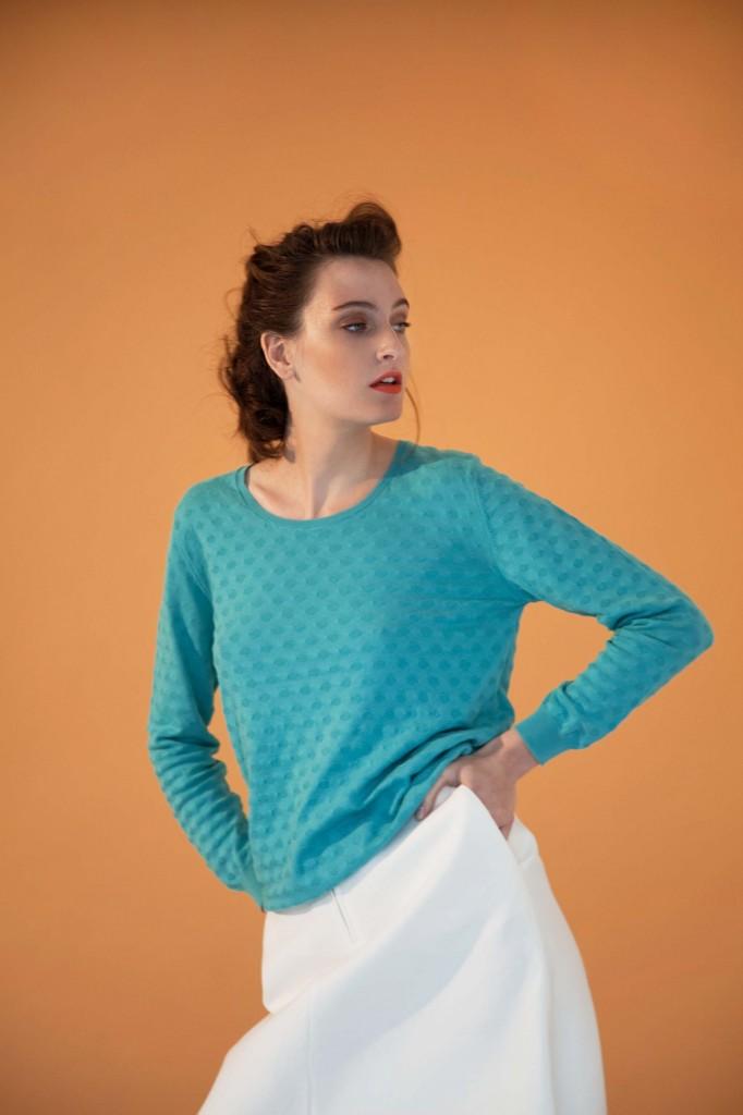 Montagut cotton summer sweater 100% cotton