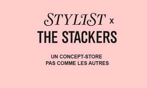 Montagut présent au Concept-Store Stylist x The Stackers