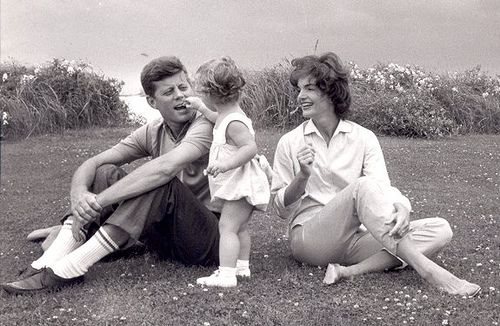 kennedy family polo