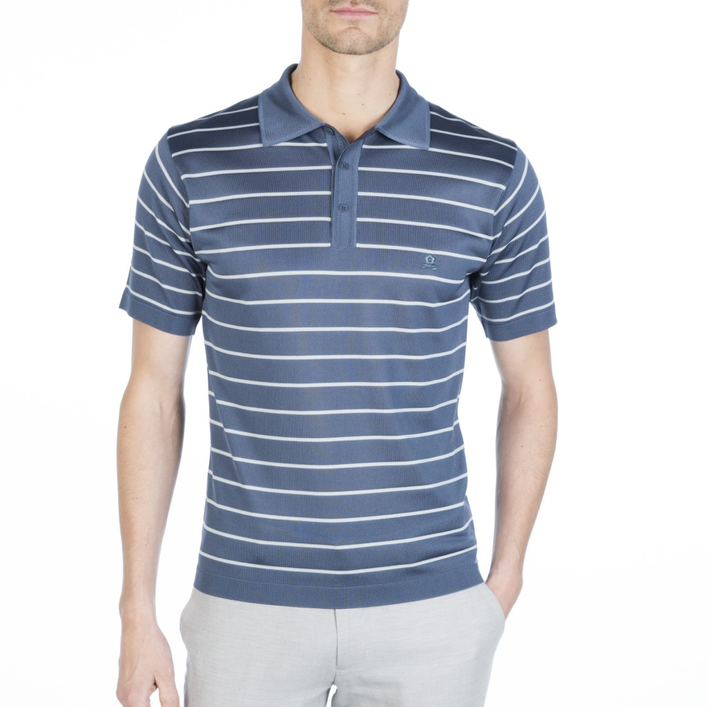 Fil lumière Men's polo shirt summer collection 2015