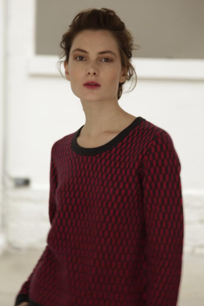 sweater Montagut modern indie