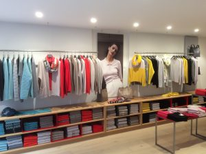 boutique Montagut St GErmain en Laye