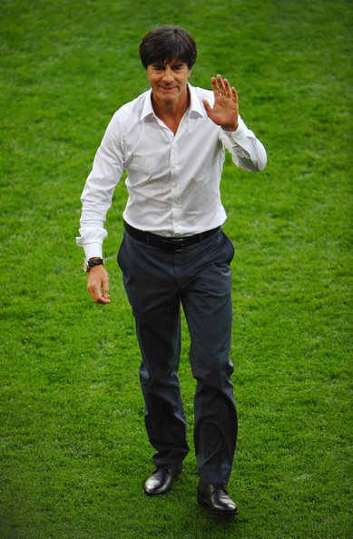 Joachim Löw chemise blanche