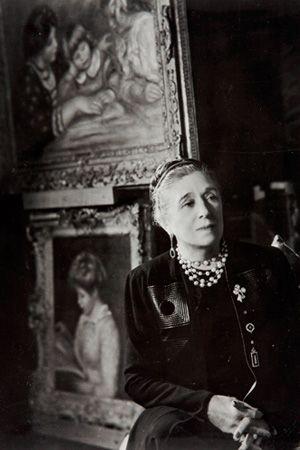 Portrait Jeanne Lanvin