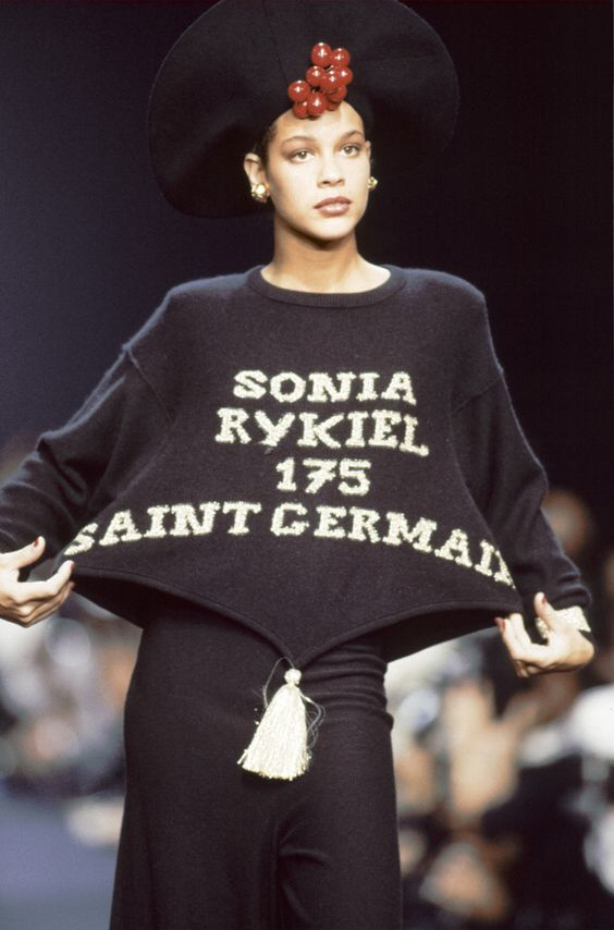 sweater Sonia Rykiel