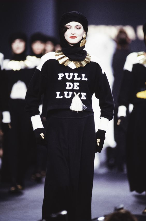 Luxury sweater Sonia Rykiel