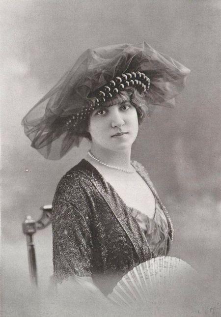 chapeau Jeanne Lanvin