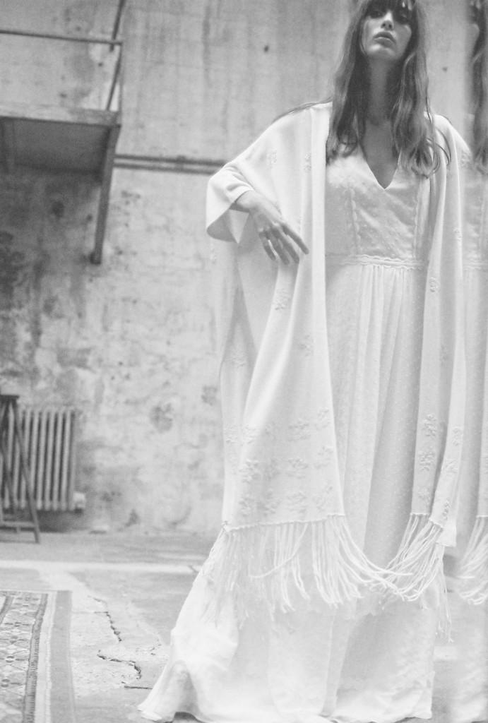 collaboration Montagut by Elise Hameau robe de mariée