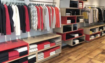 Encore une nouvelle boutique pour Montagut à Lille