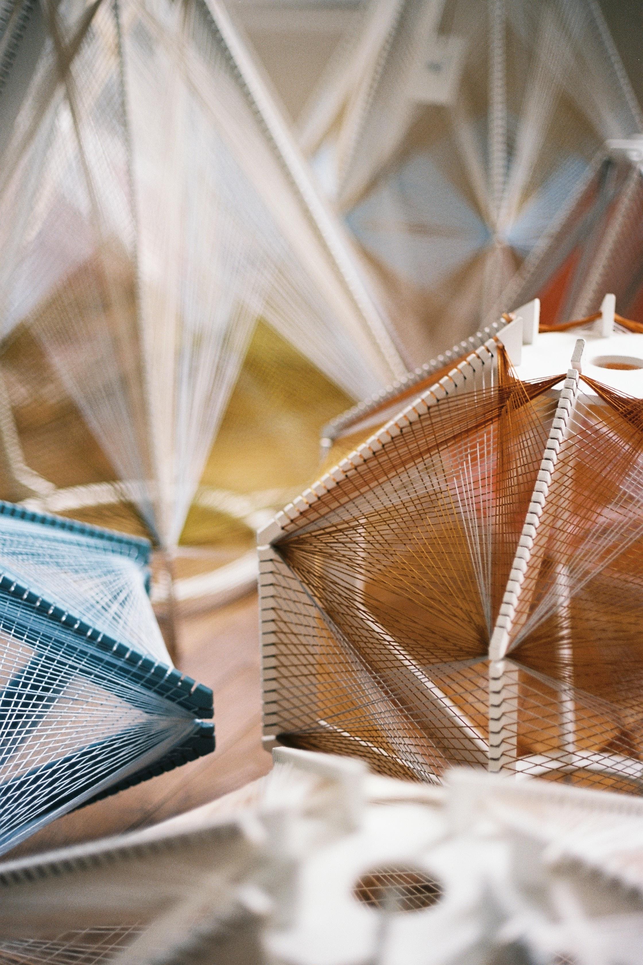 Design lamp Julie Lansom