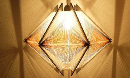 Montagut part à la découverte des lampes design Julie Lansom