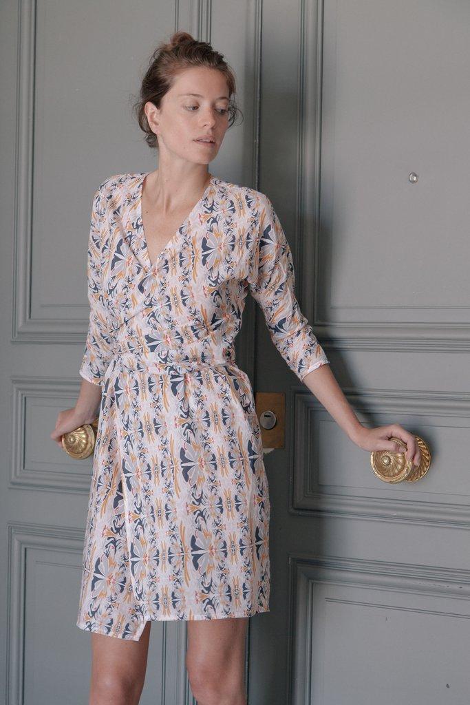 robe Frida Elise Chalmin