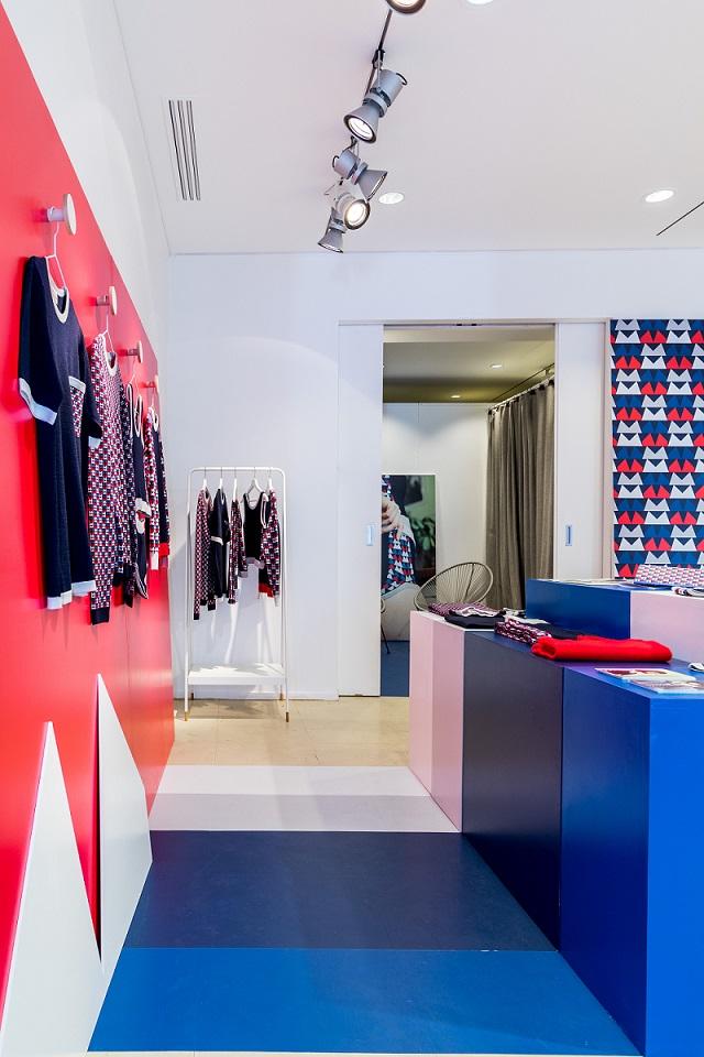 pop-up store Montagut Elise X Chalmin