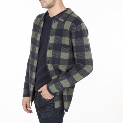 cashmere jacket Mickael