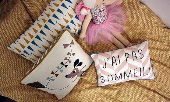 pillows Lozet Marine
