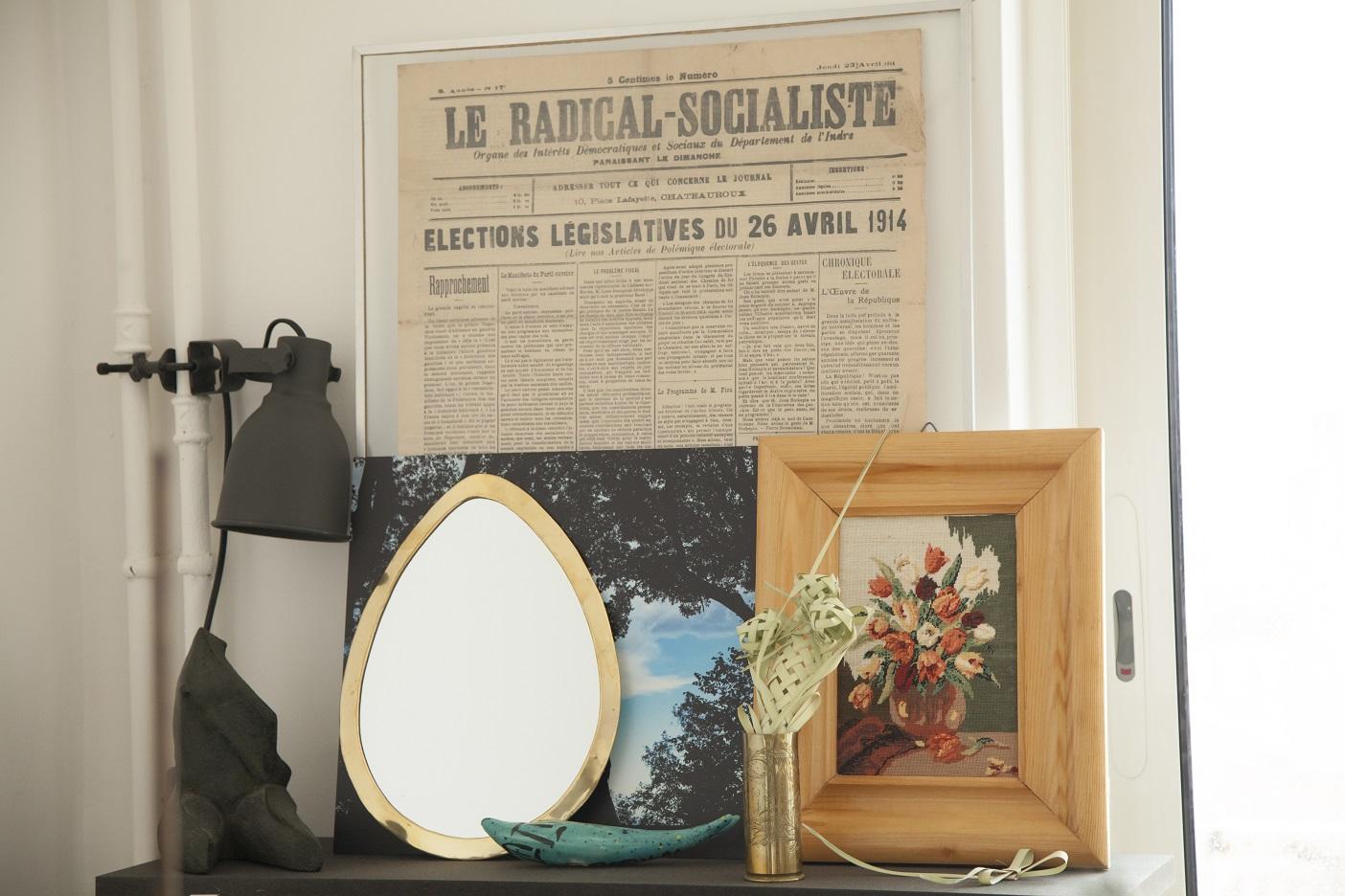Bertrand Guillon objects affection craft