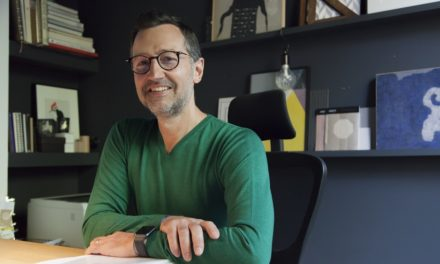 Thierry Michault, architecte du nouveau concept magasin Maison Montagut