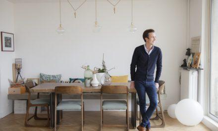 Meeting with Bertrand Guillon, interior designer