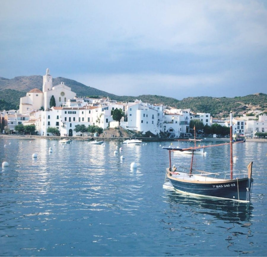 Cadaques paysage