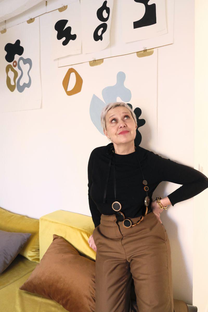 Tinou collaborates with Maison Montagut