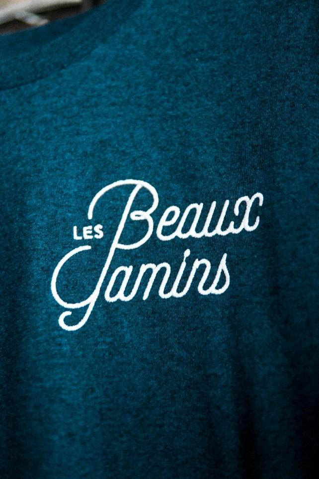 Les Beaux Gamins' t-shirt