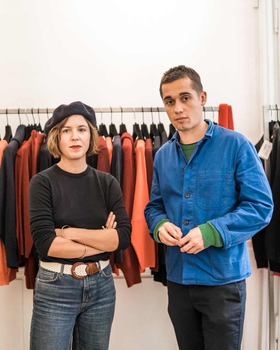 Maison Montagut meeting Paul & Marie