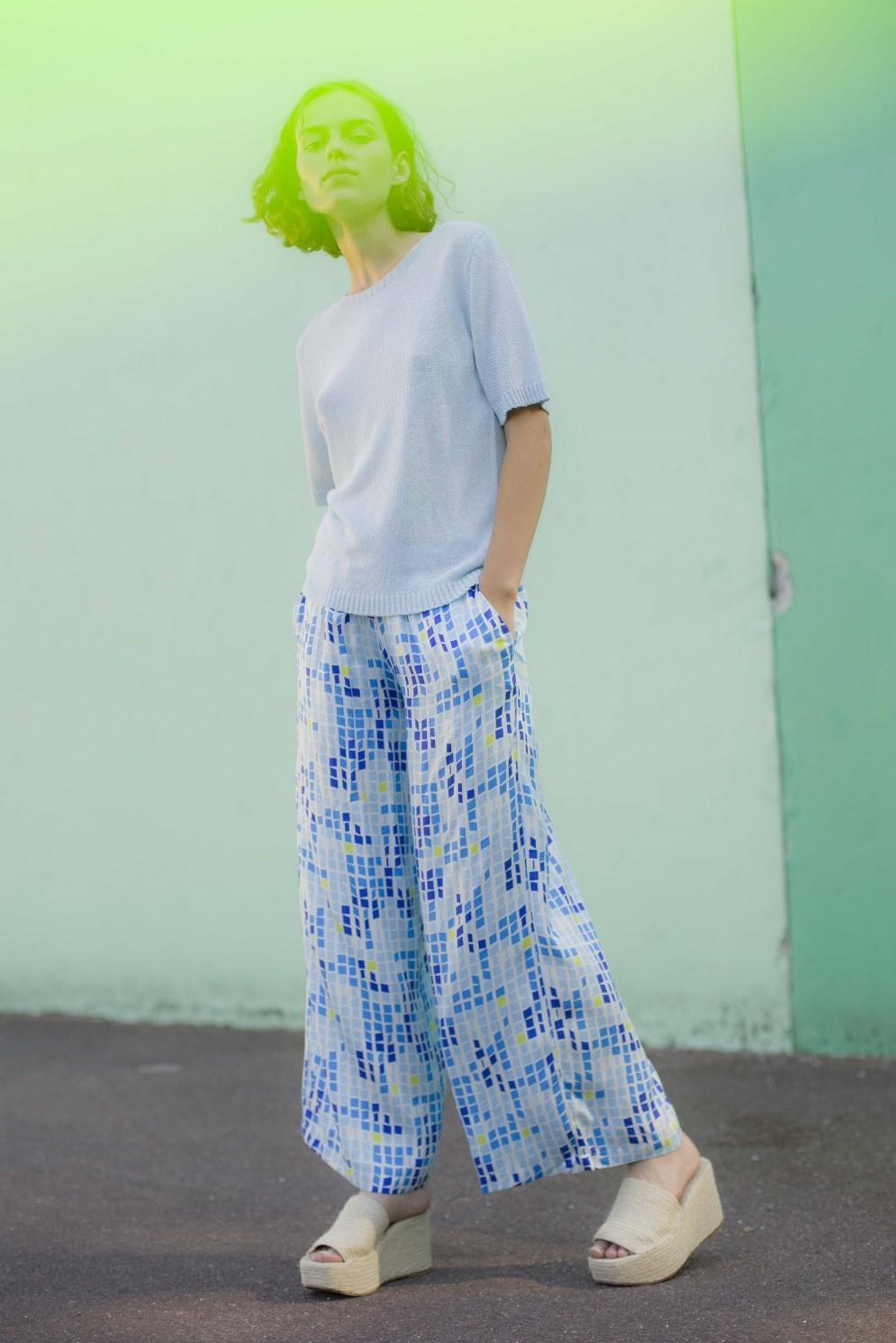 Women's trousers Maison Montagut